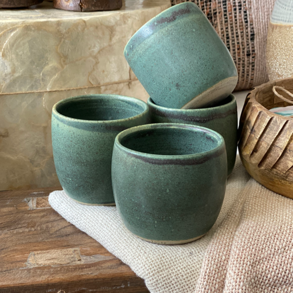Jade Cups Alhoka Designs