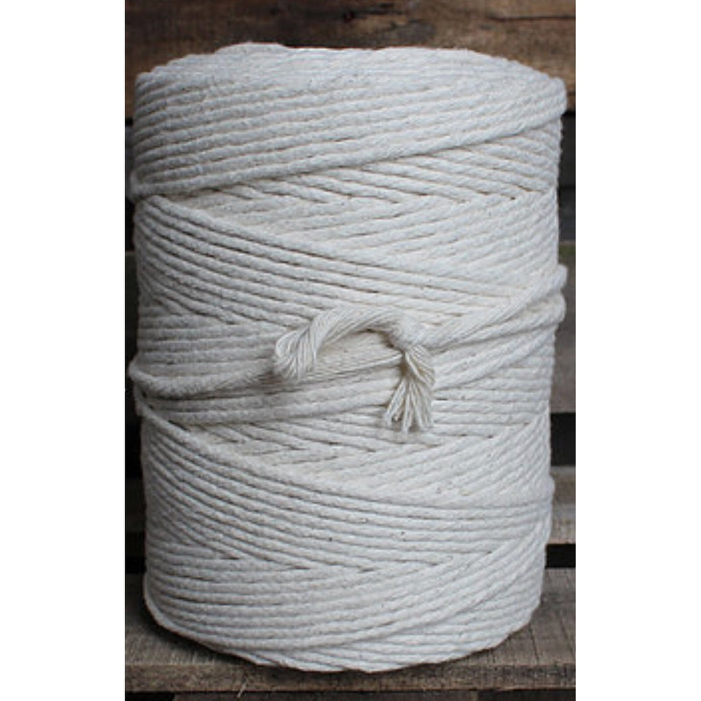 5mm Twisted Cotton 2kg 300mt