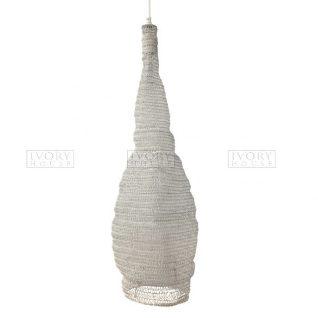 Tribe Net Light White 47x47x105cm