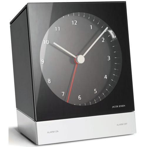 Desk Alarm Clock 341, Black