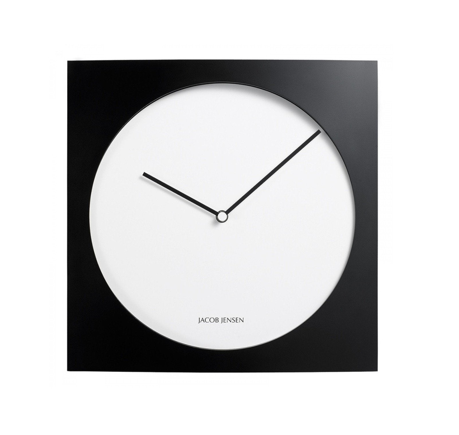Wall Clock 320, Black/White