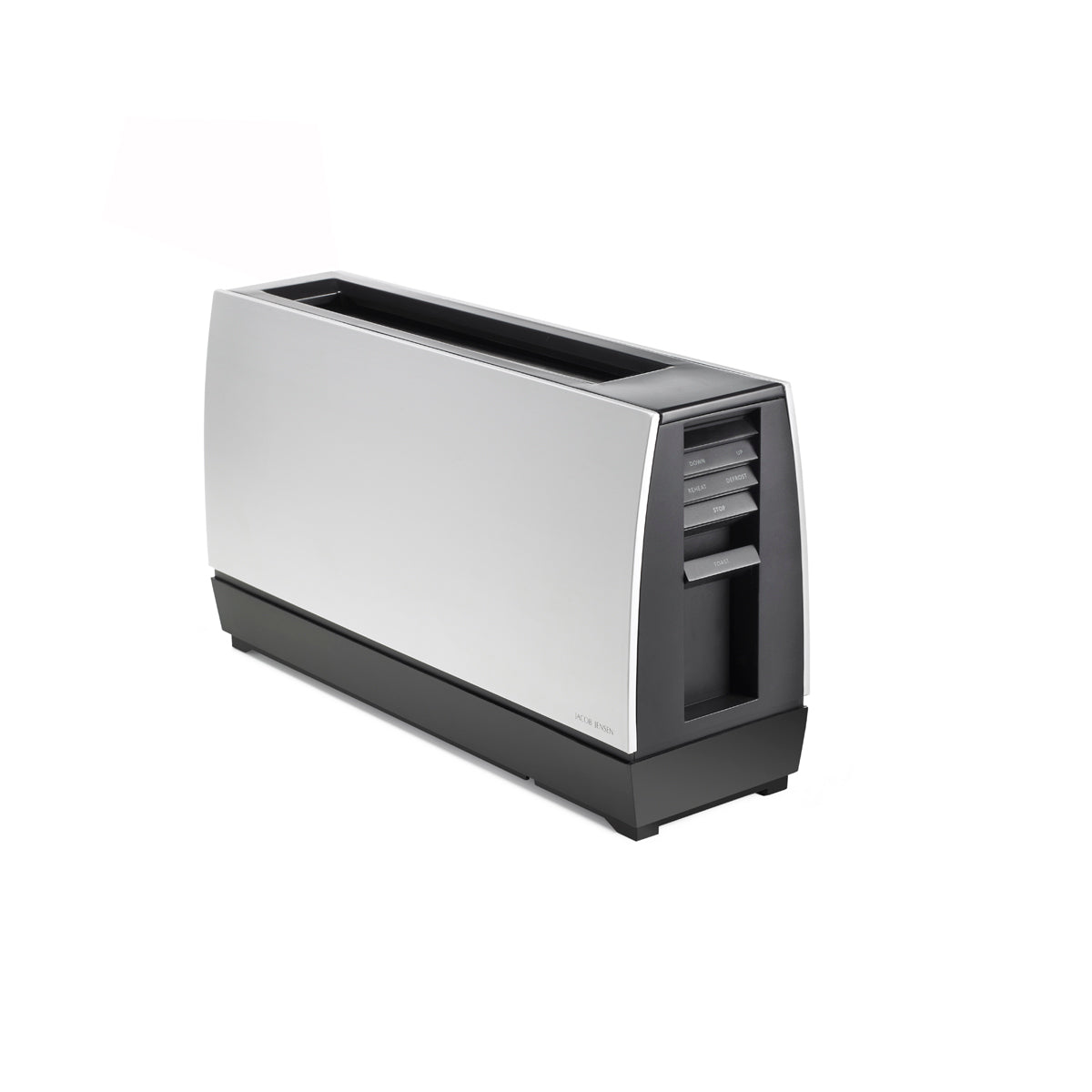 One Slot II Bread Toaster, Silver