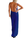 Greek Goddess Spaghetti Strap Sarong Beachwear