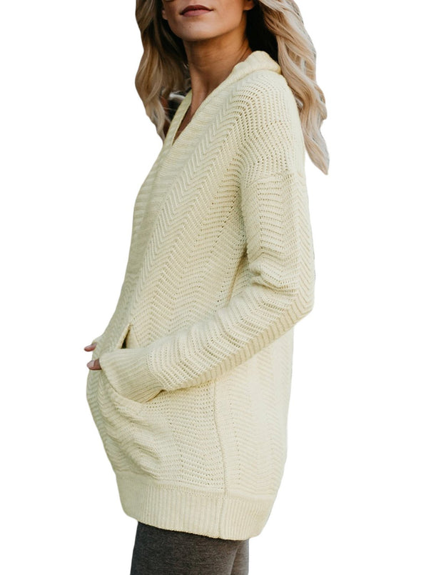 Kangaroo Pocket Pullover Sweater