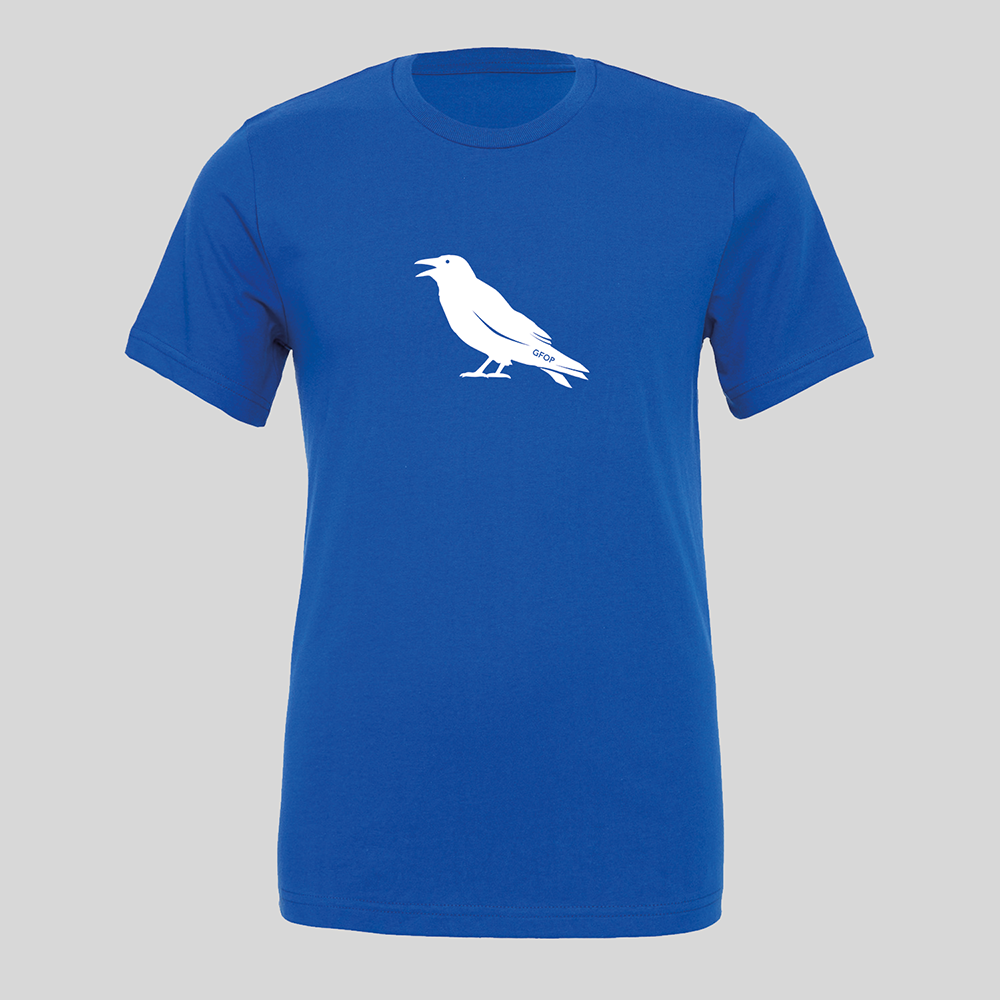 Raven GFOP T-Shirt - Blues