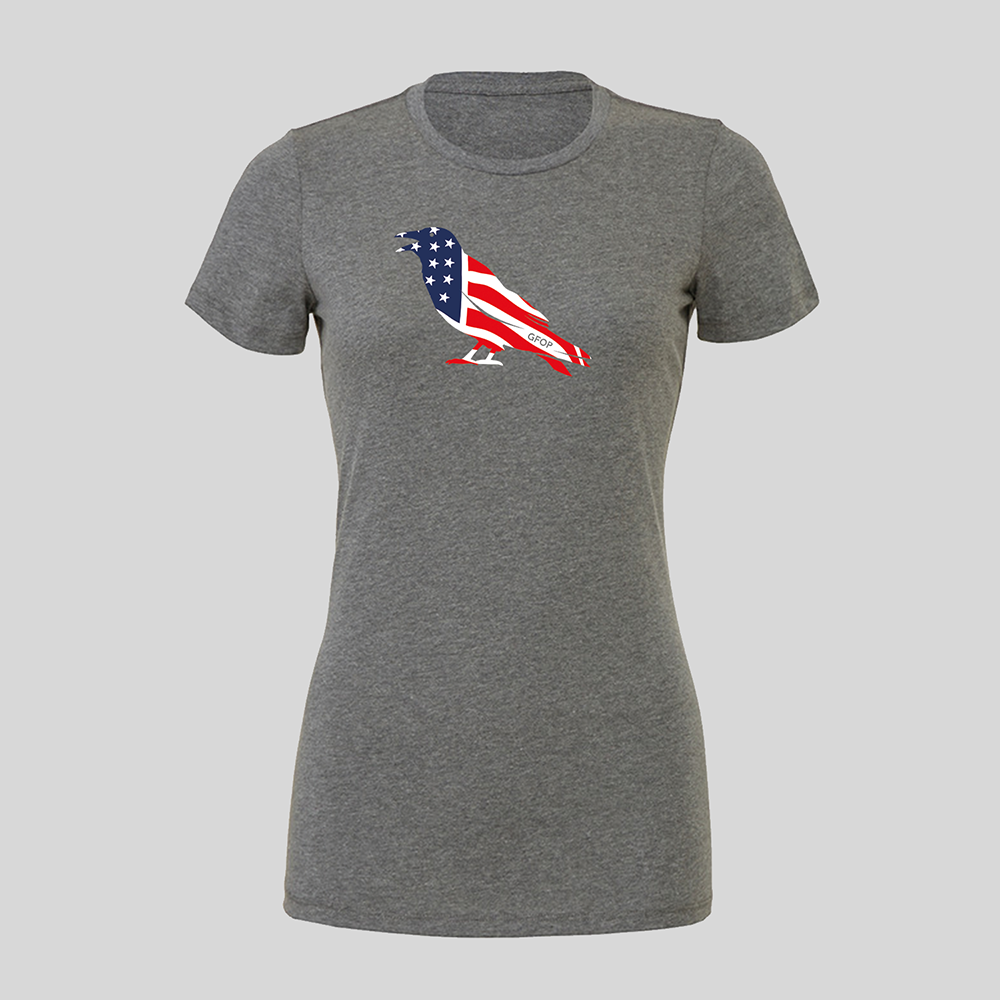 Raven GFOP Women's T-Shirt - USA