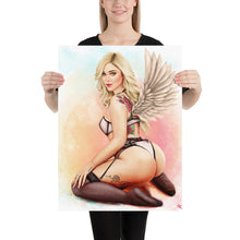 Load image into Gallery viewer, Angel Kali Art Poster