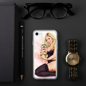 Kali & Chanel iPhone Case
