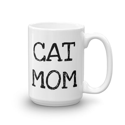 CAT MOM - Mug - Purrfect Apparel