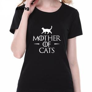 Game Of Thrones 'Mother Of Cats' T-Shirt - Purrfect Apparel