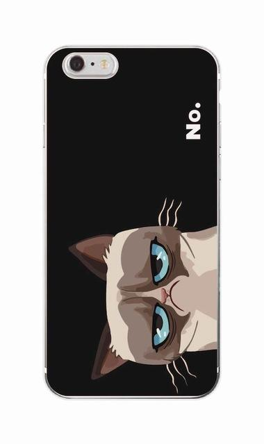 Grumpy Cat Phone Case - Purrfect Apparel