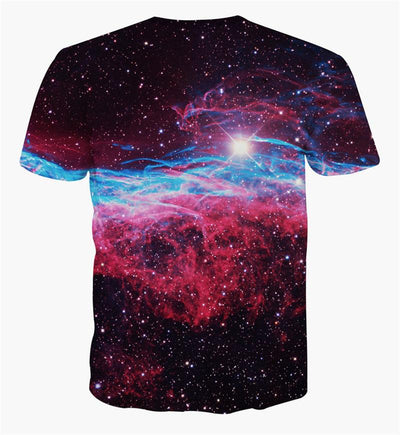 Intergalactic Cat T-Shirt - Purrfect Apparel