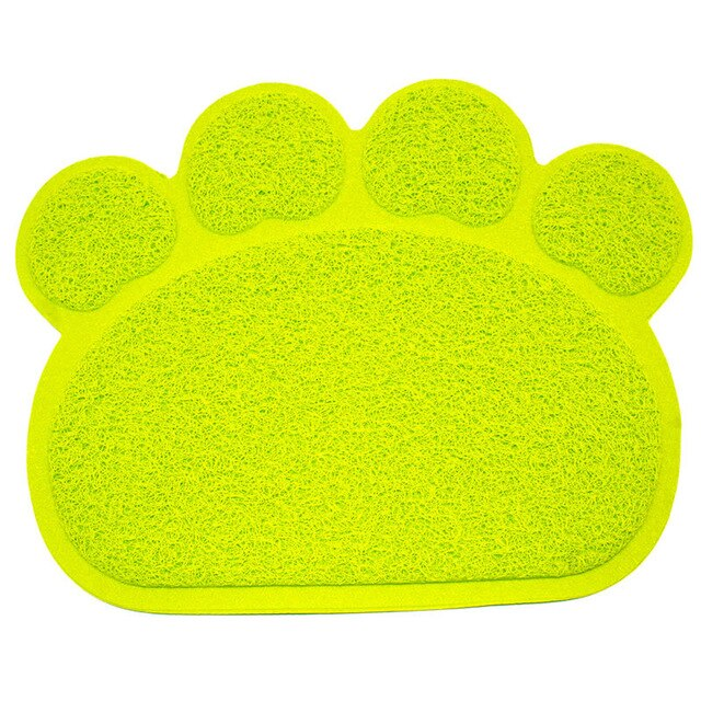 Cat Feeding Bowl Matt - Purrfect Apparel
