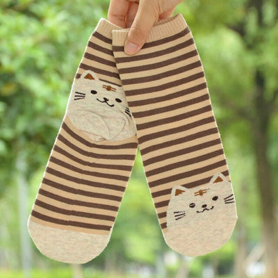 Cat Socks - Purrfect Apparel