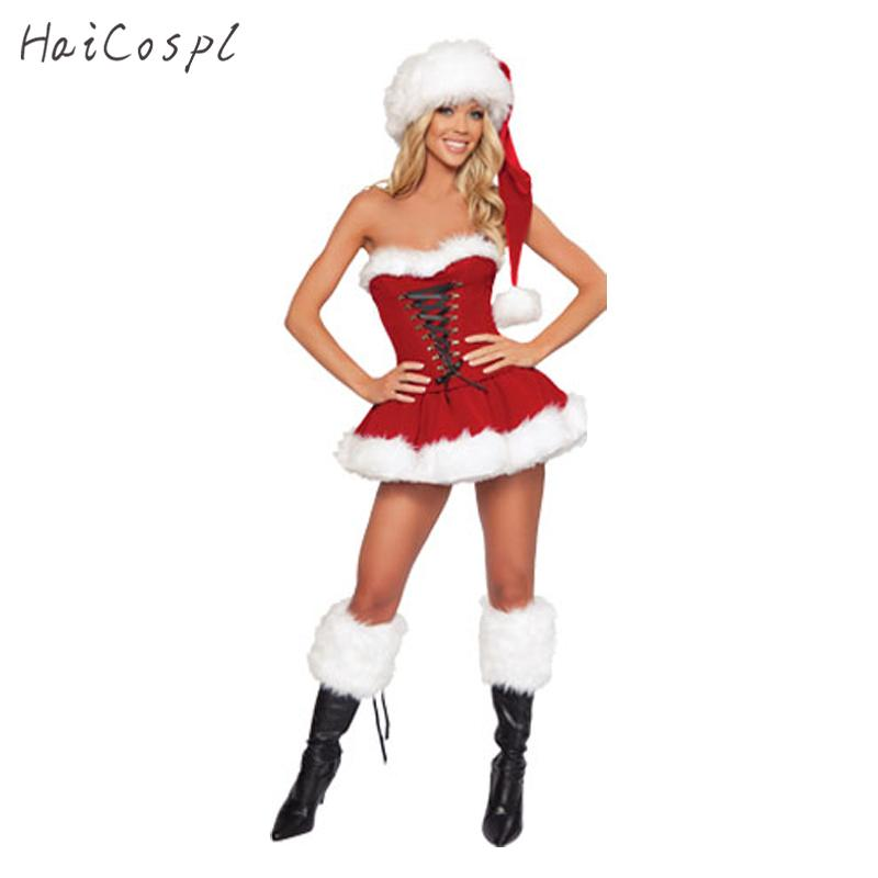 Miss Claus Costume - Purrfect Apparel