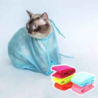 Cat Grooming Restraint Bag - Purrfect Apparel