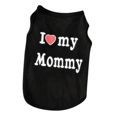 I Love My Mommy Top - Purrfect Apparel