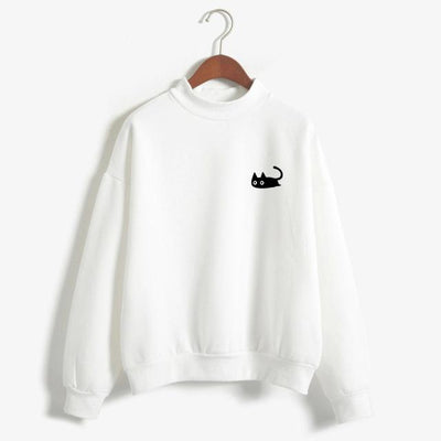 Turtleneck Sweatshirt - Purrfect Apparel