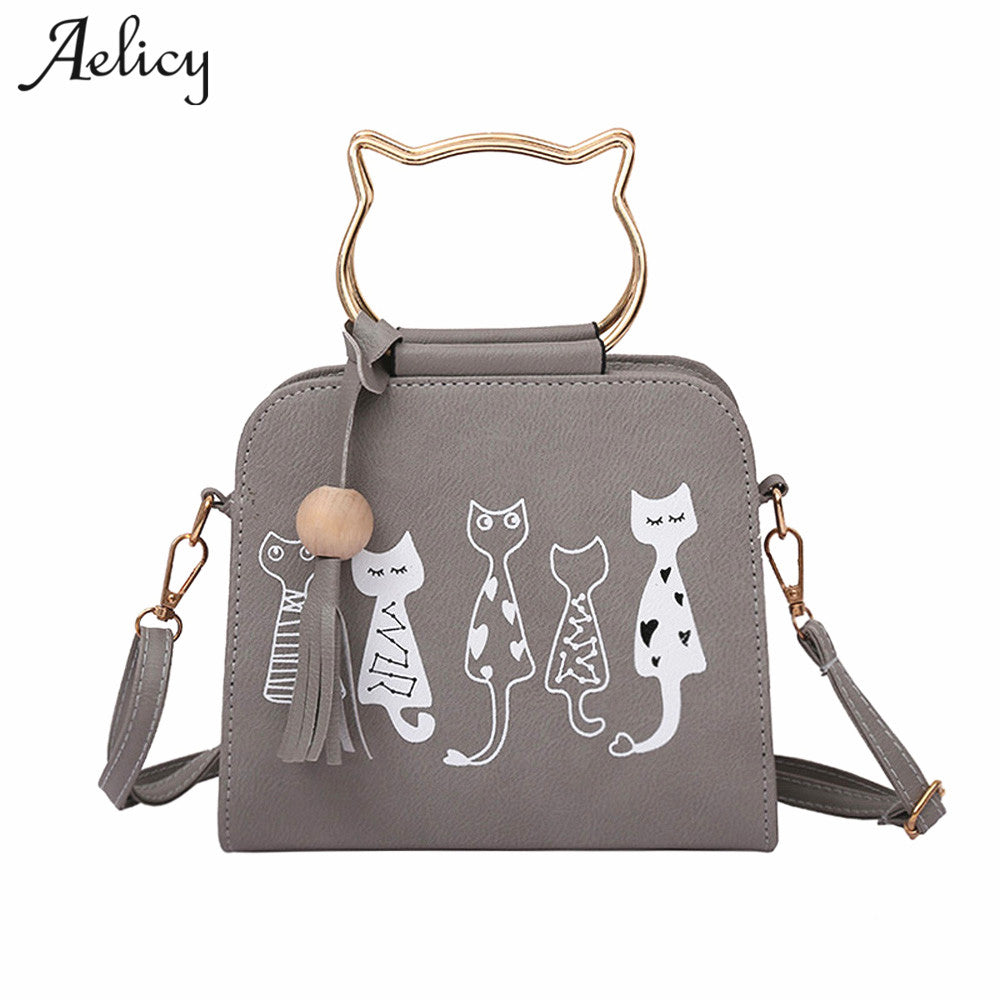 Cat Handbag - Purrfect Apparel