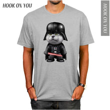 Load image into Gallery viewer, Cat Wars Darth Cat Tee - Purrfect Apparel