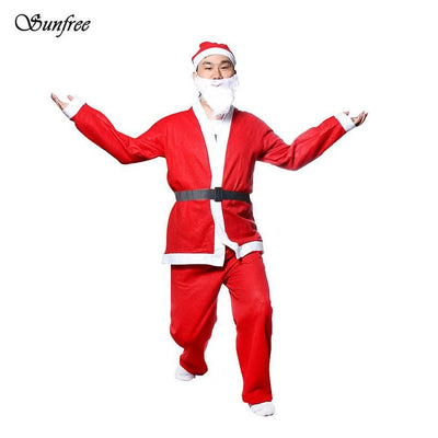 Santa Claus Costume - Purrfect Apparel