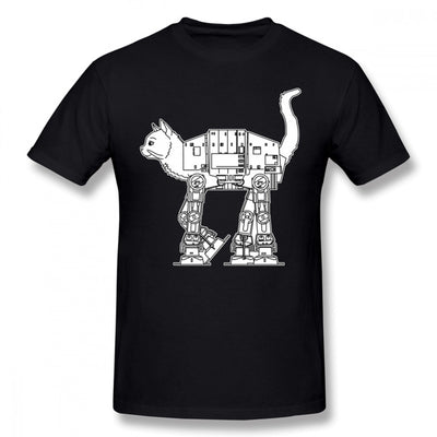 Cat-At Walker Tee - Purrfect Apparel
