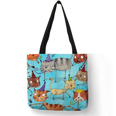 Cat Travel Bag - Purrfect Apparel