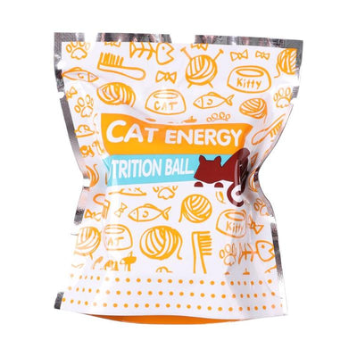 Nutrition Energy Ball Toy - Purrfect Apparel
