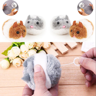 Wind Up Mouse Toy - Purrfect Apparel