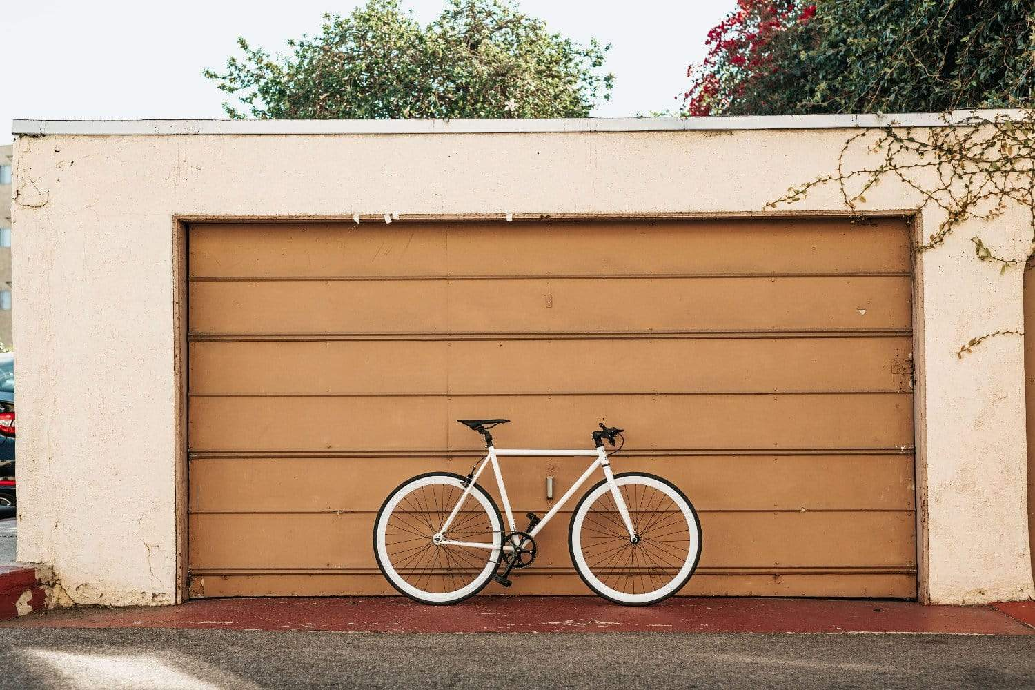 Practical tips for storing your ride in a garage or a bicycle shed