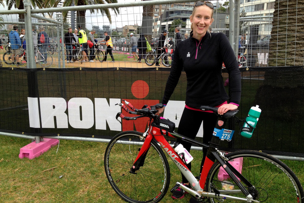 How to finish your first Ironman triathlon - tips from an