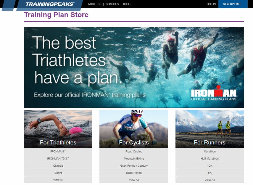 10 apps for triathletes - the ultimate list – Best Bike Covers