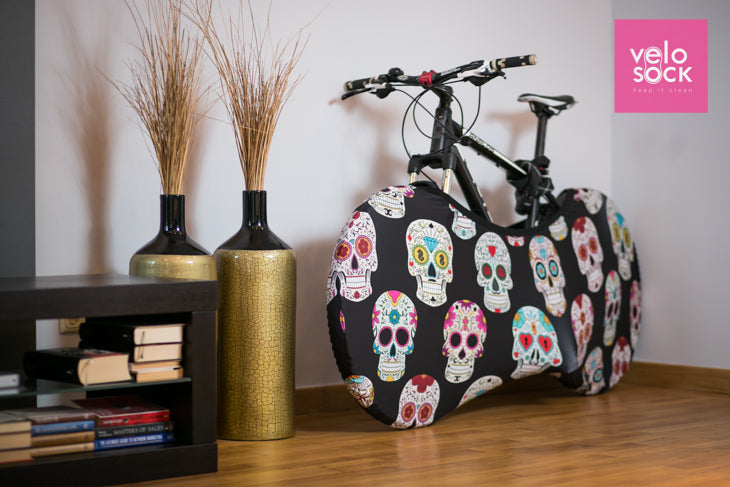 indoor-bike-cover-skulls-velosock