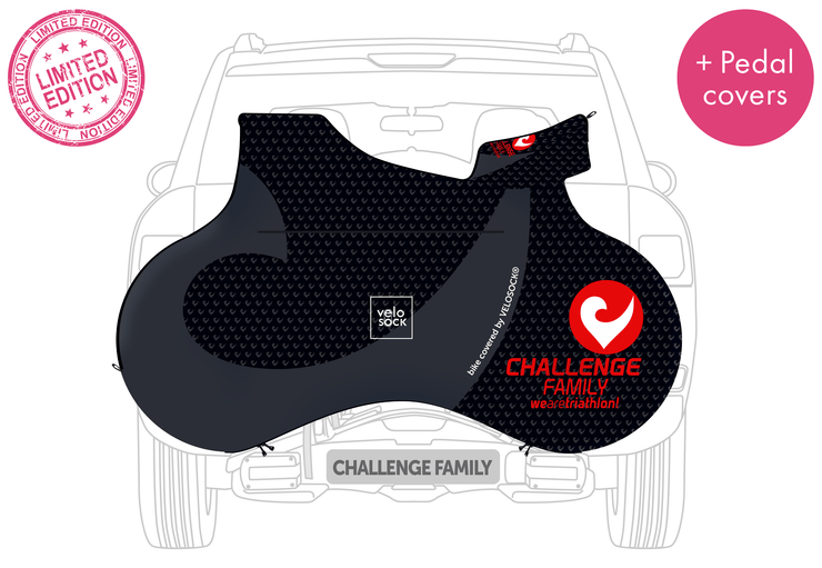 Full Bike Cover For ROAD Bike - Challenge Family