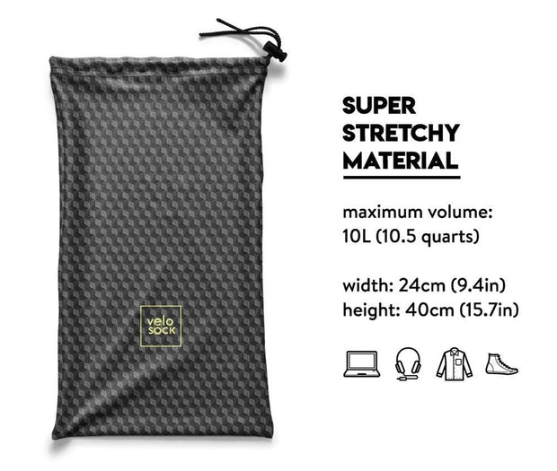 Multi-functional bag - Black