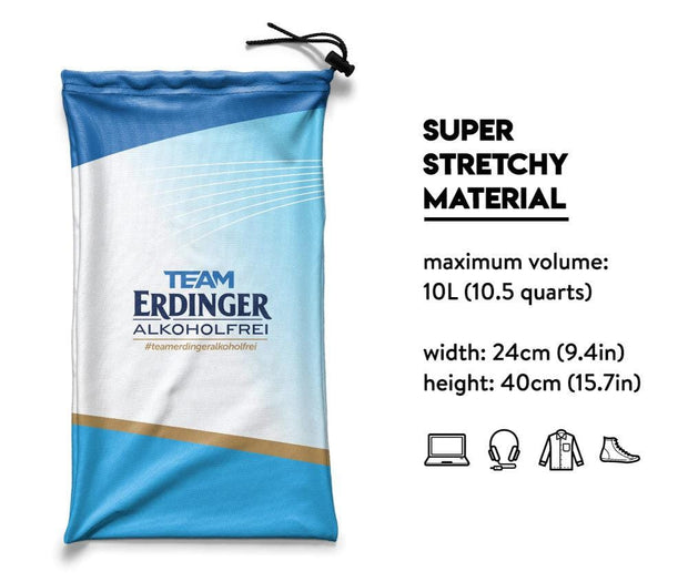 5 x Erdinger Multi-functional bag