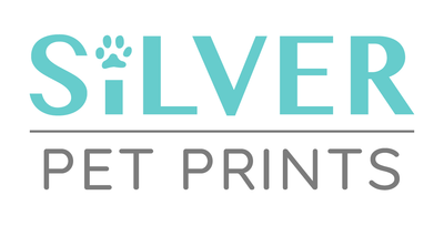 Silver Pet Prints US logo