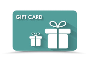 Customizable E-Gift Card
