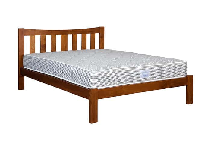 Low Foot Bed – Slatted