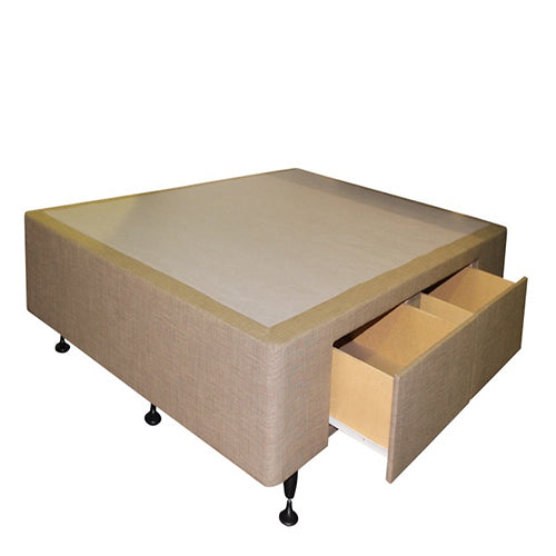 DIVAN BASE - Bed Base with Drawers (from Single)