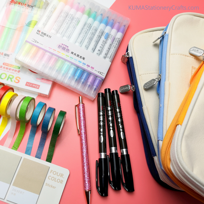 KUMA Stationery Savings Bundle (worth over $100)