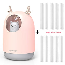 Load image into Gallery viewer, New Kawaii Humidifier & Lamp