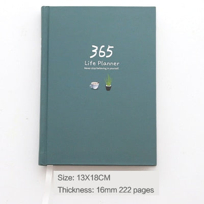 The 365 Day Planner