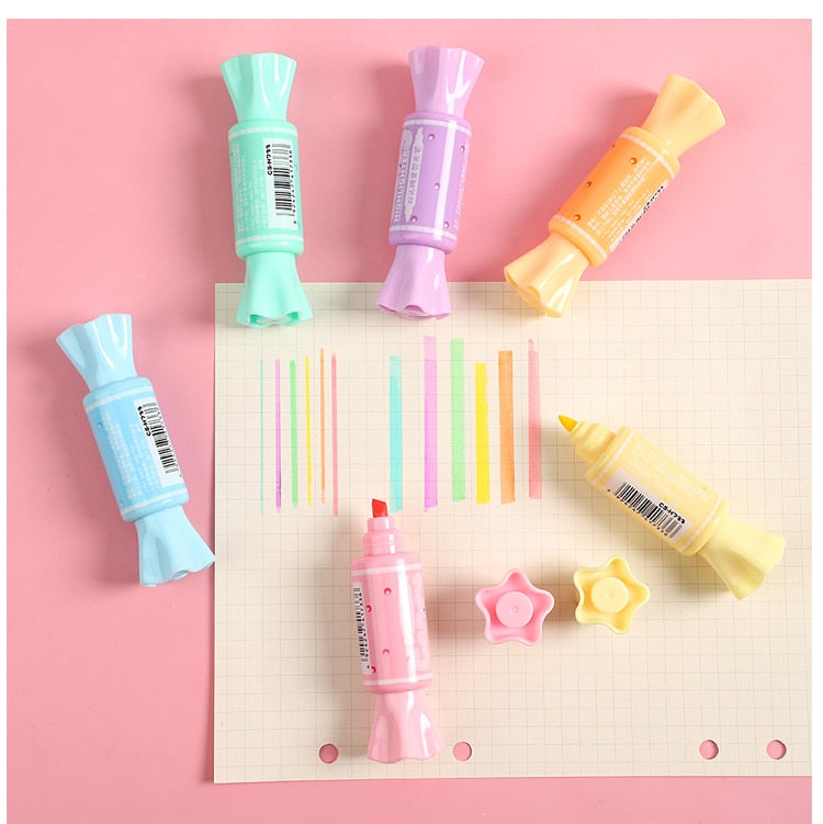 Kawaii Highlighter Set! - Half Price