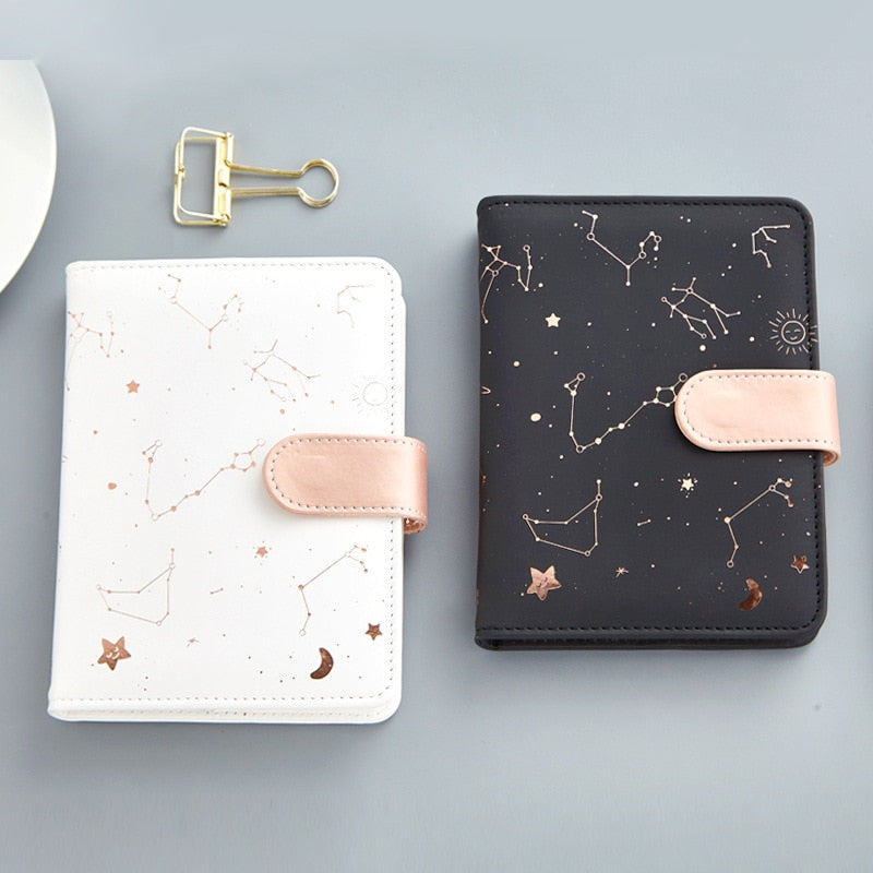 Constellation PU Notebook - SALE