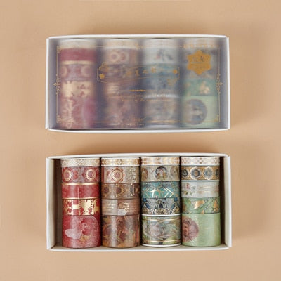 The Divine Gold Washi Tape Set - 20 piece full set!