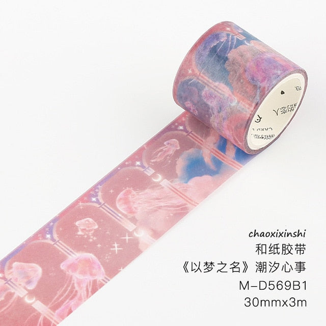 Dream Series Washi Tape