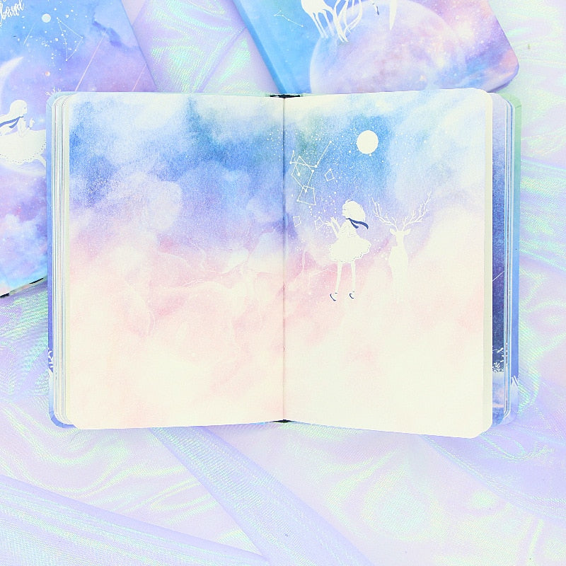 Star & Cloud Notebook Series