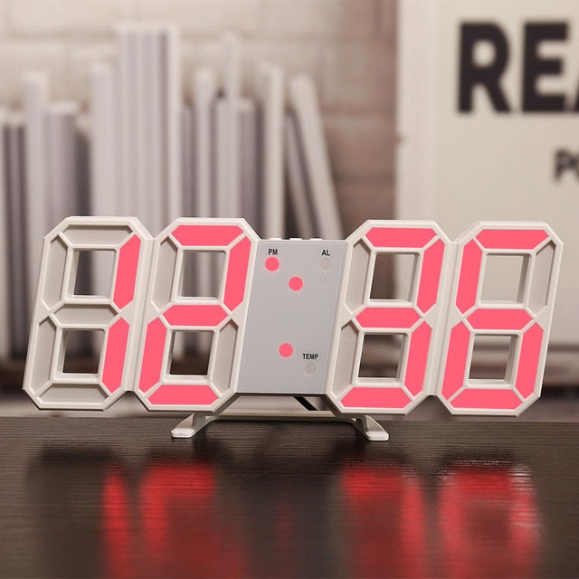 Kawaii Digital Alarm Clock