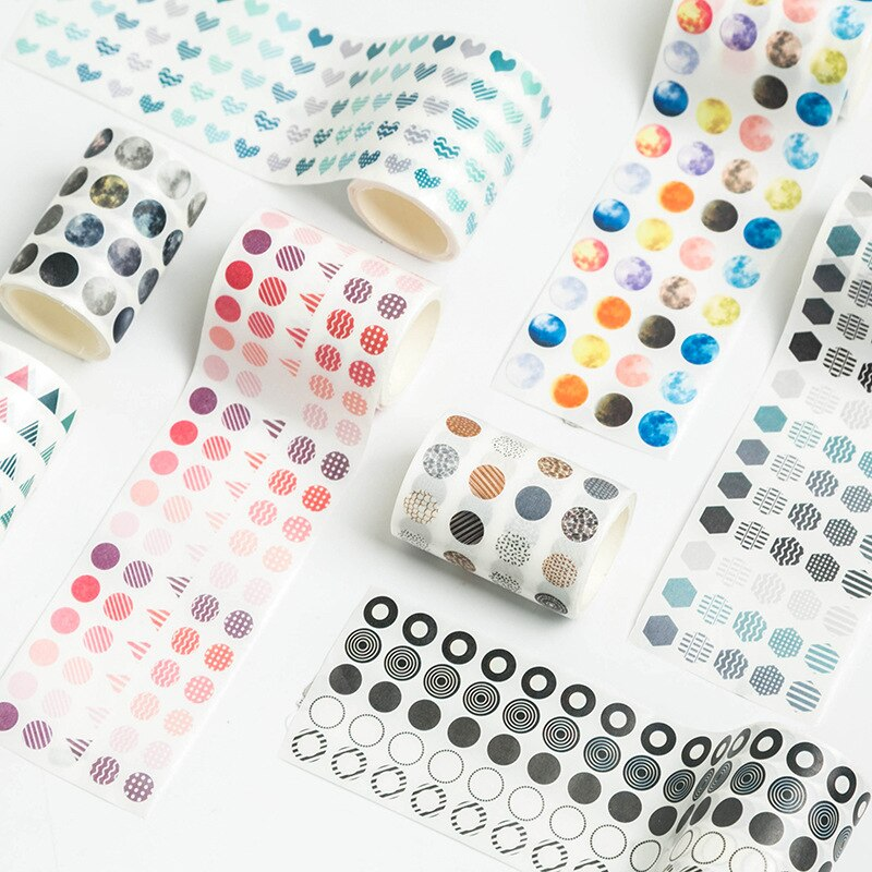 Decorative Dot Washi Tape